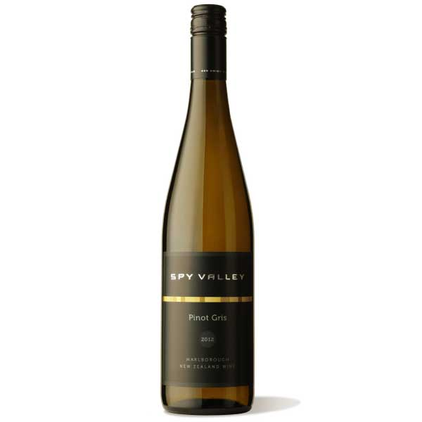 Spy Valley - Pinot Gris - 2012