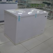 Test fridge